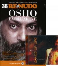 Re Nudo 36 - Osho Evoluzione con CD Allegato