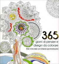 365 Giorni di Pensieri e Disegni da Colorare