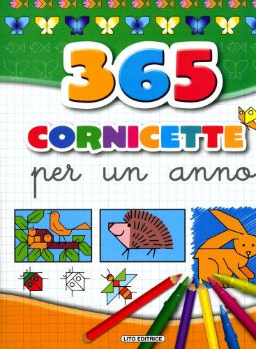 365 Cornicette per Un Anno - Verde