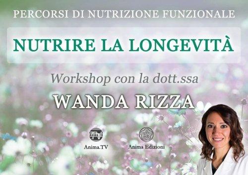Nutrire la Longevità (Video Seminario)