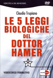 Le Cinque Leggi Biologiche del Dottor Hamer - Videocorso in DVD