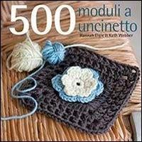 500 Moduli all'Uncinetto