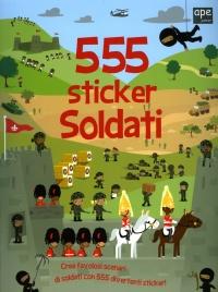 555 Sticker - Soldati