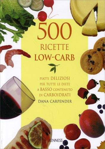 500 Ricette Low-Carb