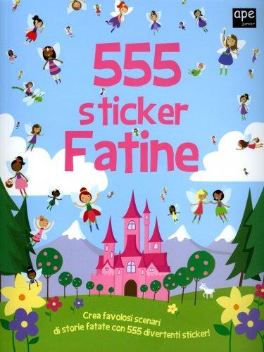 555 Sticker - Fatine