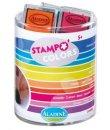 Aladine Stampo Colors - Dieci Tamponi Colori Energy