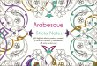 Arabesque - Sticky Notes