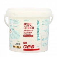 ACIDO CITRICO Ammorbidente - Brillantante - Anticalcare - Disincrostante