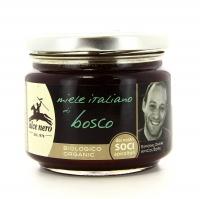 MIELE ITALIANO DI BOSCO BIO Biologico e organico.