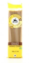 SPAGHETTI INTEGRALI BIO 100% grano duro Italiano. di 100% grano duro Italiano.