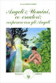 ANGELI E UOMINI CO-CREATORI : COOPERARE CON GLI ANGELI di a cura di Maria Parisen