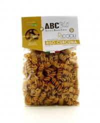 Specialità Pasta Bio - Riccioli di Riso e Curcuma