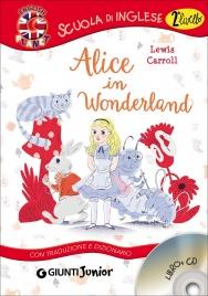 Alice in Wonderland - Libro + CD