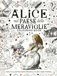 Colouring Book - Alice nel Paese delle Meraviglie
