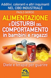 Alimentazione e Disturbi del Comportamento in Bambini e Ragazzi - (Ebook)