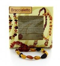 Braccialetto - Almababy Ambra Multicolor