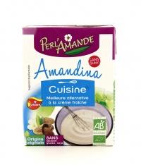 Amandina - Panna di Mandorle da Cucina Bio