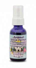 Formula Spray a Base di Essenze Floreali e Oli Essenziali - Animal Relief Formula
