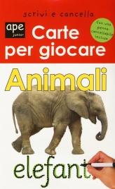 Animali - Carte per Giocare