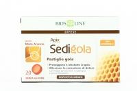 Apix® Sedigola Pastiglie Gola - gusto Miele e Arancio