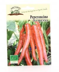 Peperoncino di Cayenna - 50 Semi