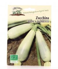 Zucchino Bianca di Trieste Bio - 3 Gr