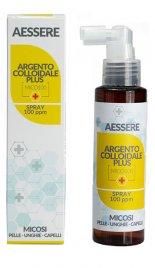Argento Colloidale Plus - Spray 100 ppm