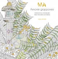Coloring Book - L'Arte dell'Armonia Giapponese