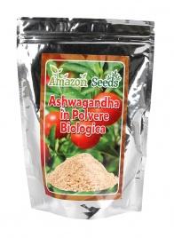Ashwagandha in Polvere Biologica
