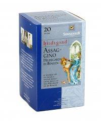 Assaggino Hildegarda di Bingen