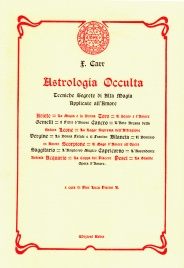 Astrologia Occulta