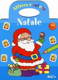 Attacca e Colora - Natale
