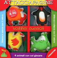 Soffici Cuccioli - Attaccapagine