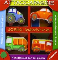 Soffici Macchinine - Attaccapagine