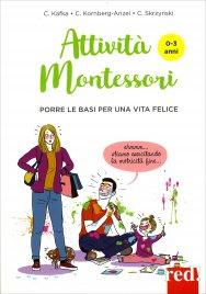 Attività Montessori da 0 a 3 Anni