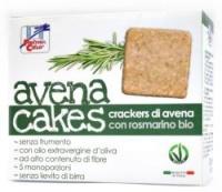 Avena Cakes - Rosmarino