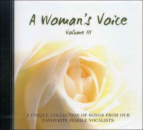 A Woman's Voices - Vol. 3