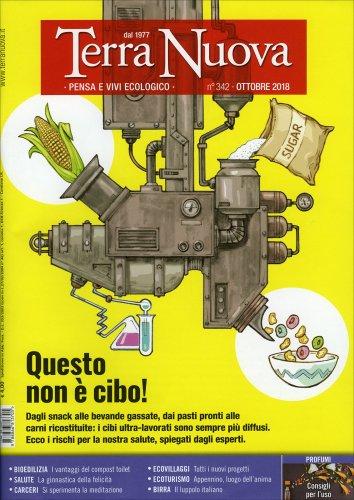 Aam Terra Nuova n. 342 - Ottobre 2018