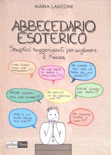 Abbecedario Esoterico (eBook)