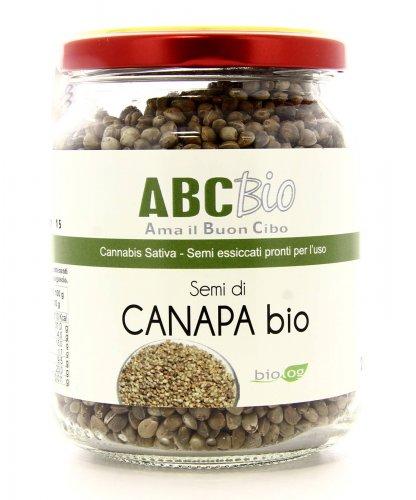 Semi di Canapa Bio - Cannabis Sativa