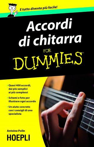 Accordi di Chitarra For Dummies (eBook)