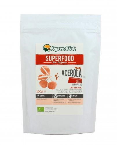 Acerola Bio in Polvere