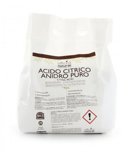 Acido Citrico - Anidro Puro