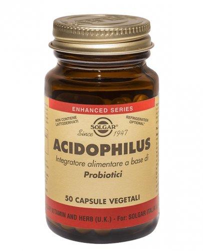 Acidophilus - Integratore Naturale a Base di Probiotici