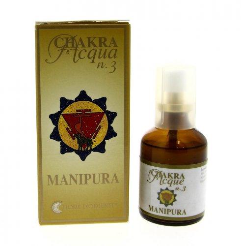 Acqua Chakra n.3 Manipura - 50 ml.
