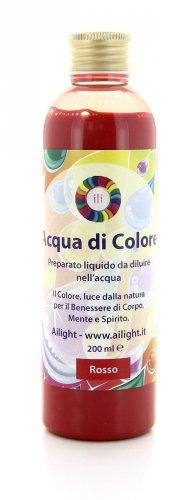Acqua di Colore Rosso - 200 ml