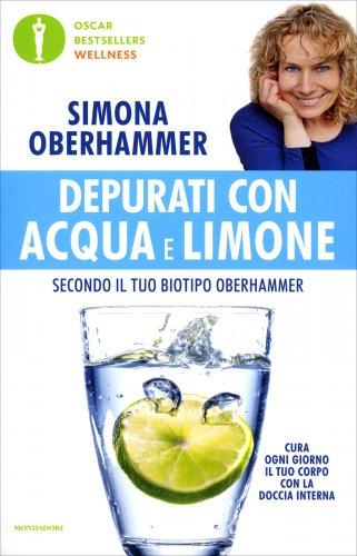 depurati con acqua e limone simona oberhammer libro