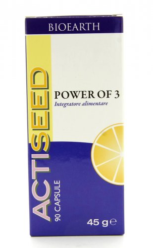Actiseed - Integratore Naturale Power of Three