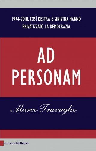 Ad Personam (eBook)