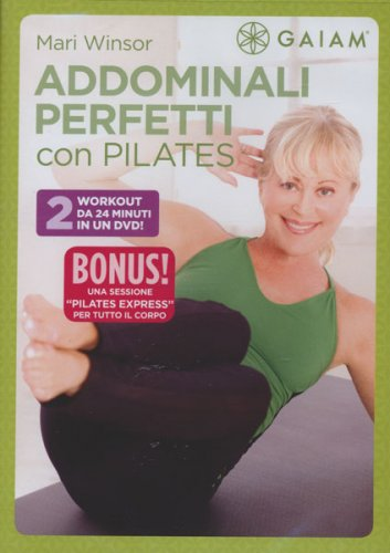Addominali Perfetti con Pilates - DVD